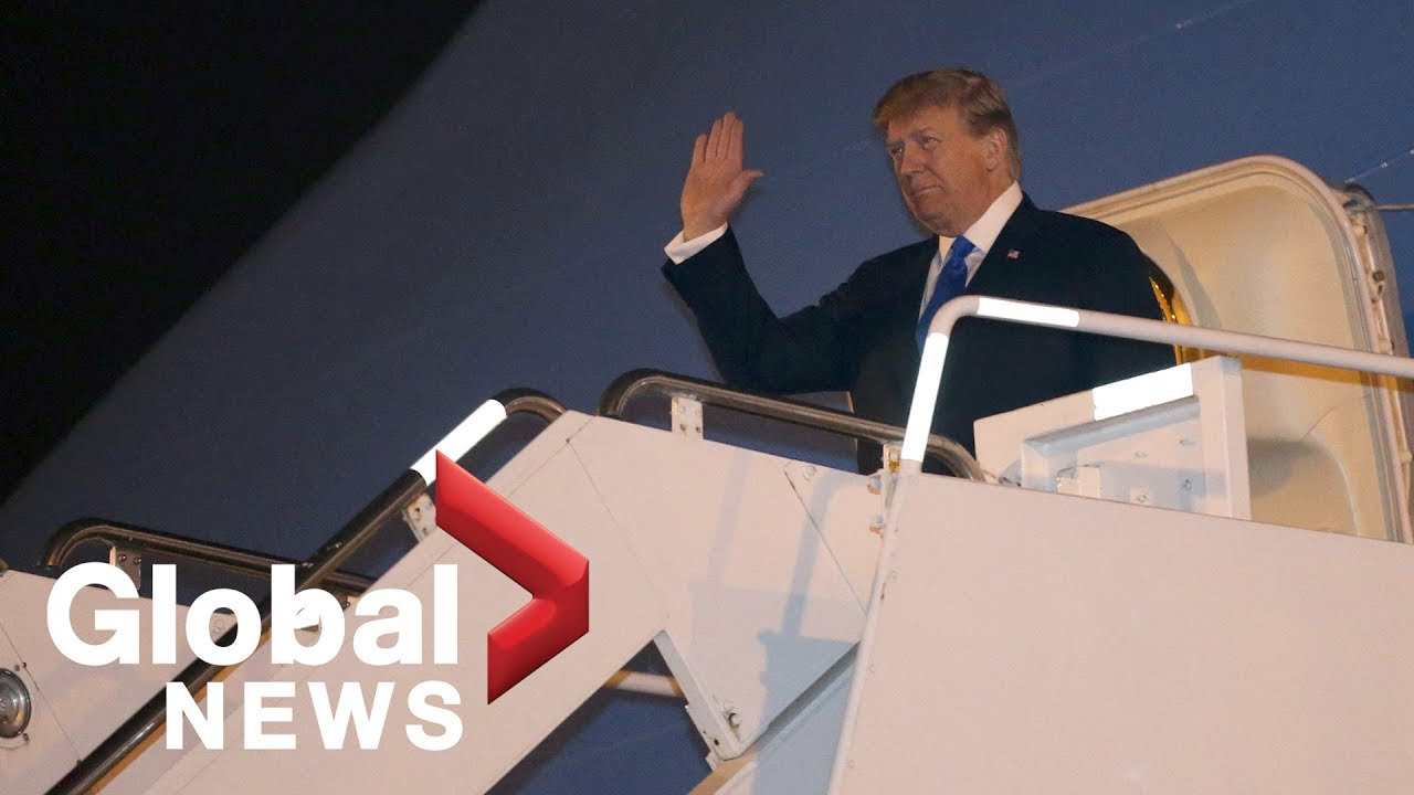 Donald-Trump-arrives-in-Vietnam-for-second-summit-with-Kim-Jong-Un