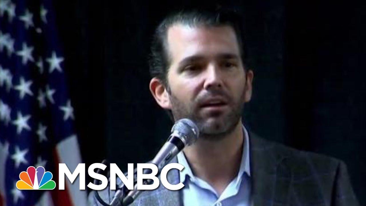President-Trump-Jr.-Signed-Hush-Money-Check-According-To-Michael-Cohen
