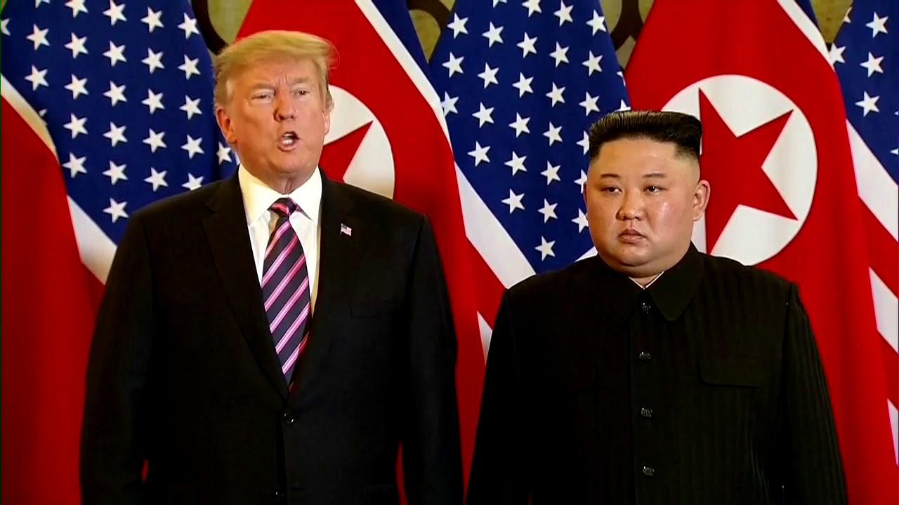MUST-WATCH-President-Trump-Meets-Kim-Jong-un-In-Hanoi-Vietnam