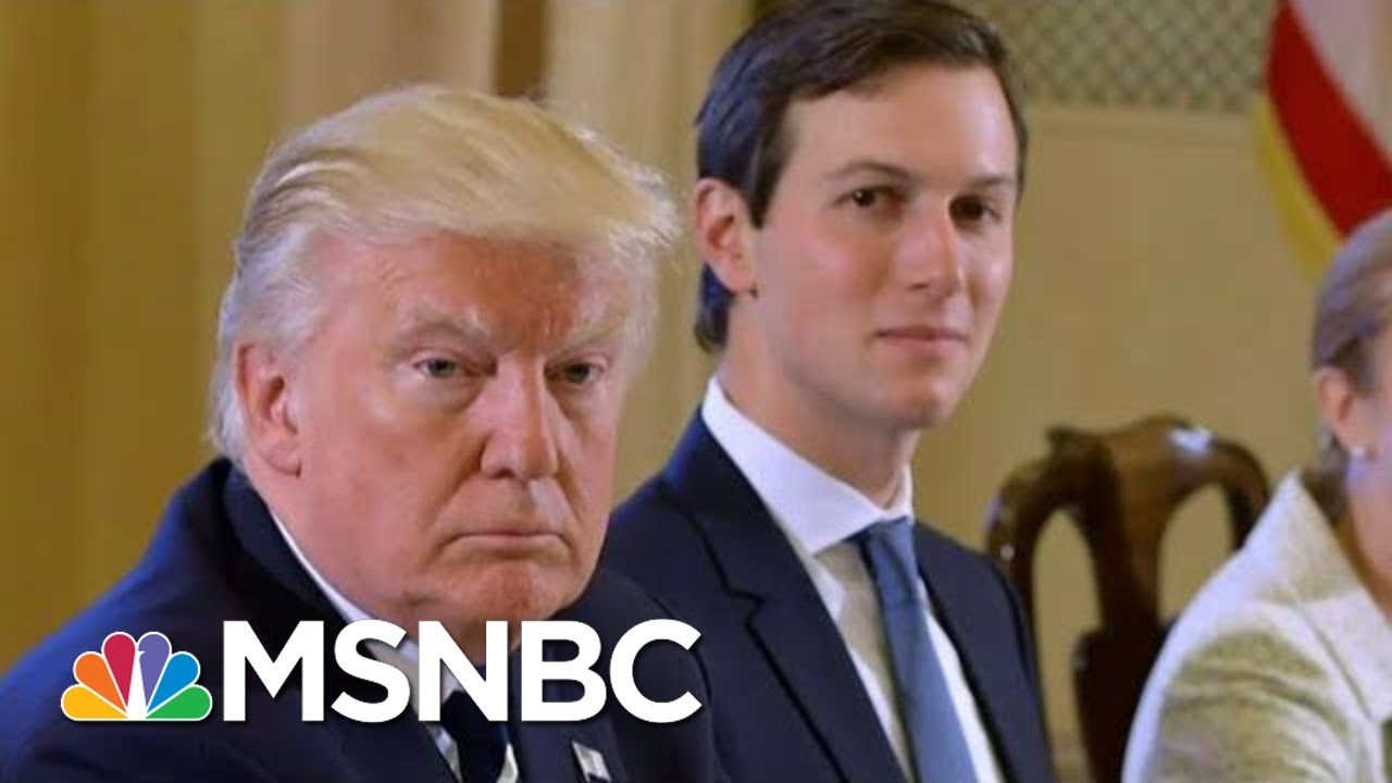 Why-Would-President-Donald-Trump-Deny-Getting-Jared-Kushner-Clearance