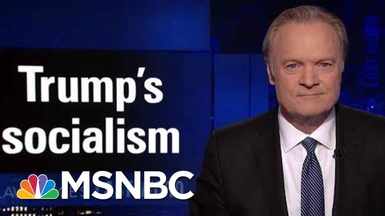 Lawrences-Last-Word-President-Donald-Trumps-Golf-Socialism