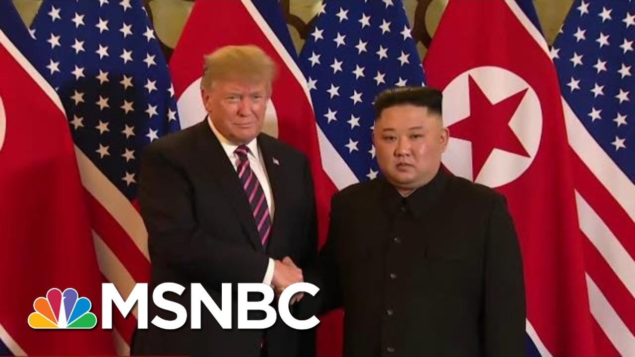 President-Donald-Trump-Blames-Failed-North-Korea-Summit-On-Michael-Cohen