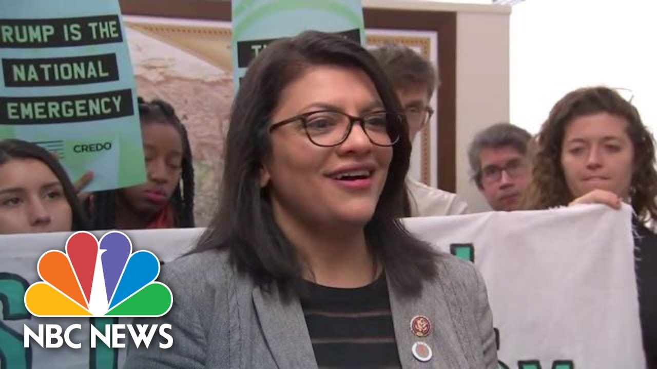 Rep.-Rashida-Tlaib-Announces-Plan-To-File-President-Donald-Trump-Impeachment-Resolution