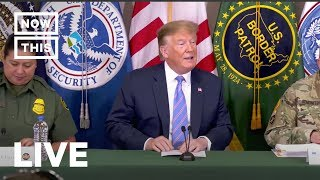 President-Trump-Visits-the-U.S.-Mexico-Border