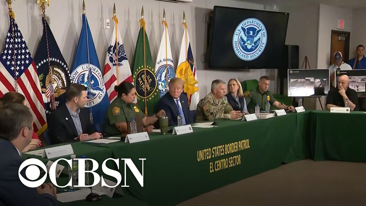 President-Trump-tours-refurbished-fencing-at-the-southern-U.S.-border