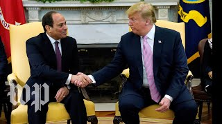 Trump-meets-with-Egypts-president-at-White-House