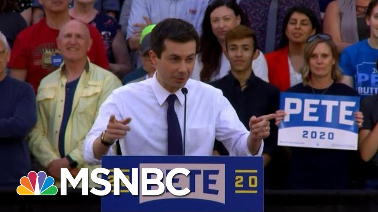 How-Mayor-Pete-Buttigieg-And-President-Donald-Trump-Handle-Protesters