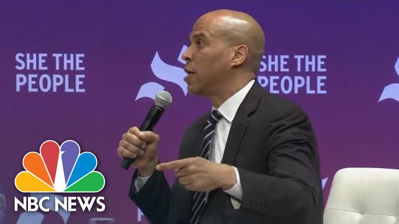 Cory-Booker-Language-President-Donald-Trump-Uses-Is-Toxic