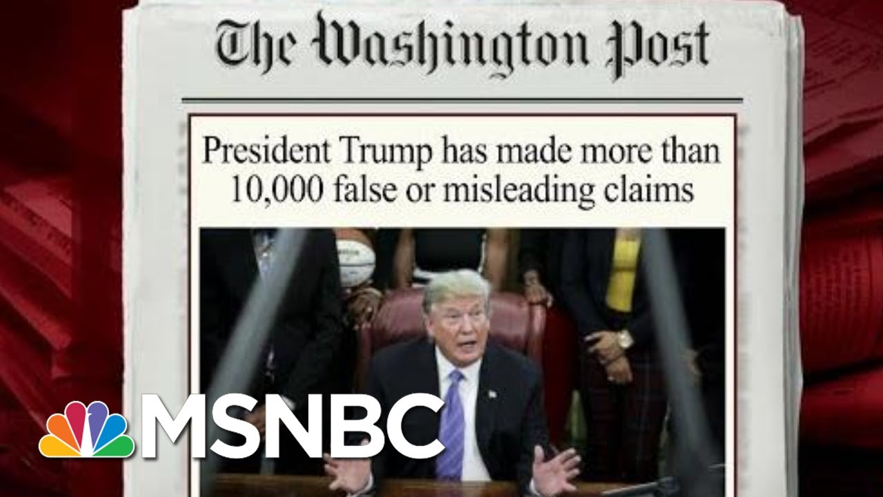 President-Donald-Trump-Makes-More-Than-10000-False-Misleading-Claims-WaPo