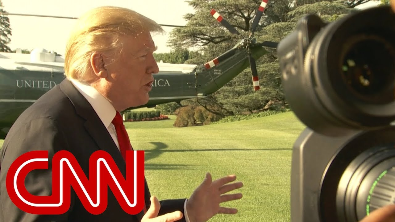 President-Donald-Trumps-full-news-dump-on-the-White-House-lawn