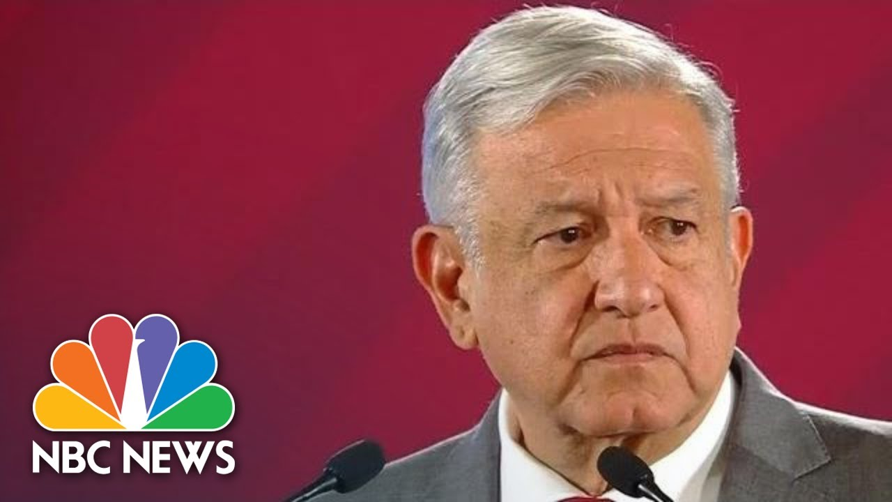 Mexicos-President-Believes-President-Donald-Trump-Will-Revise-Import-Tariff