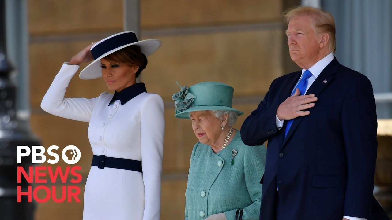 WATCH-Queen-Elizabeth-greets-President-Donald-Trump-and-first-lady-Melania-Trump
