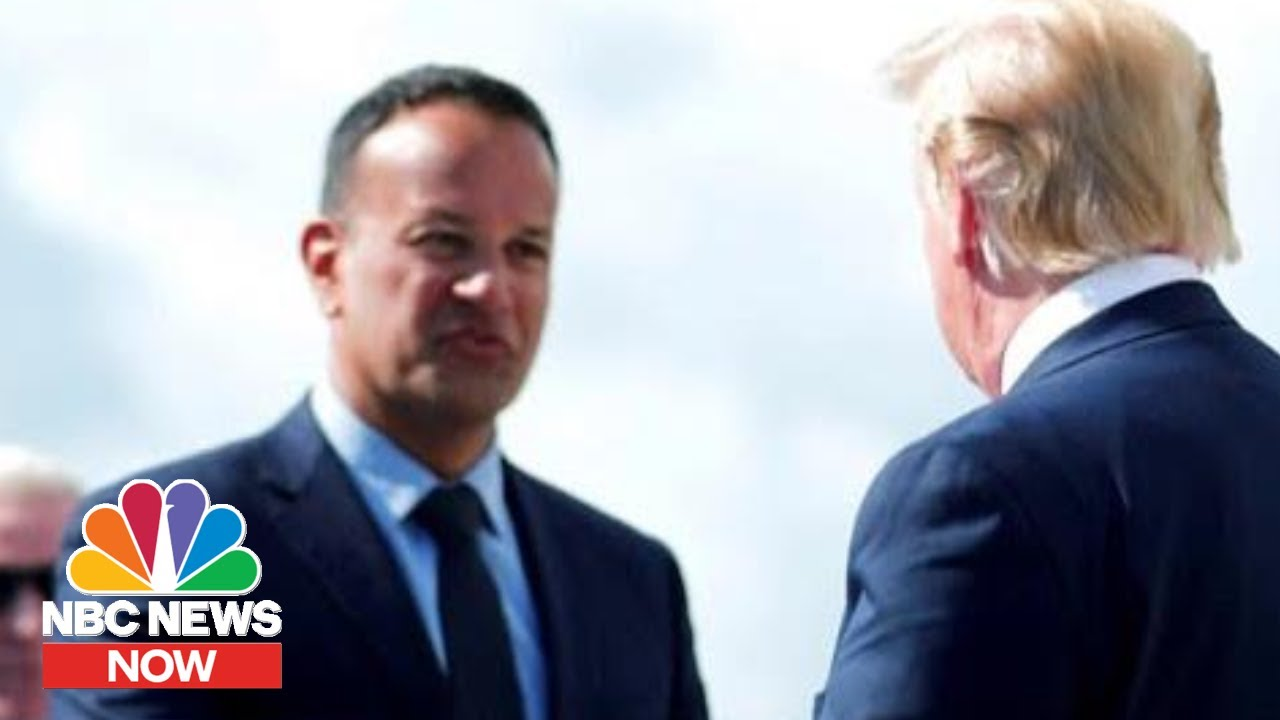 President-Donald-Trump-Doesnt-Shy-Away-From-Politics-While-On-His-Euro-Trip
