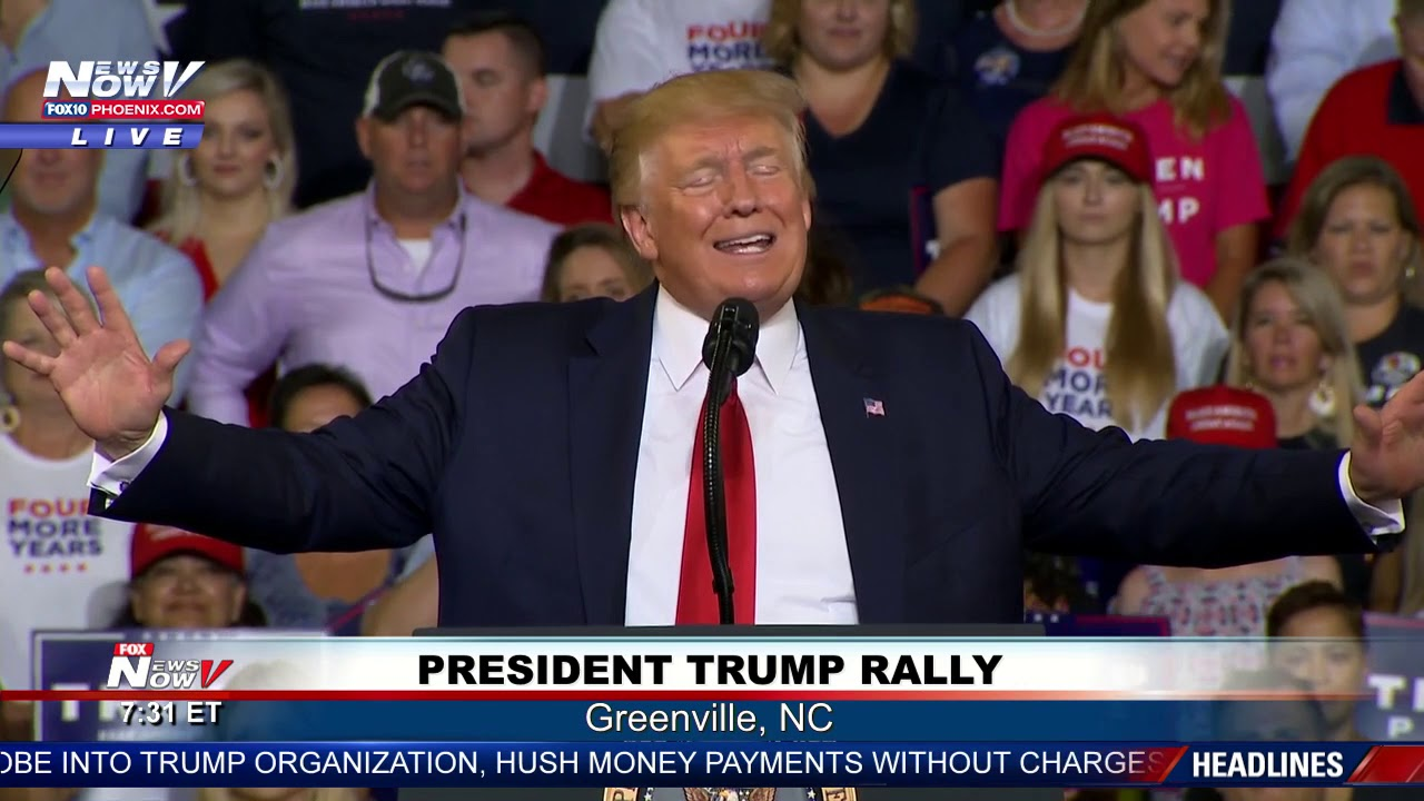 FULL-RALLY-President-Trump-Rally-in-Greenville-North-Carolina