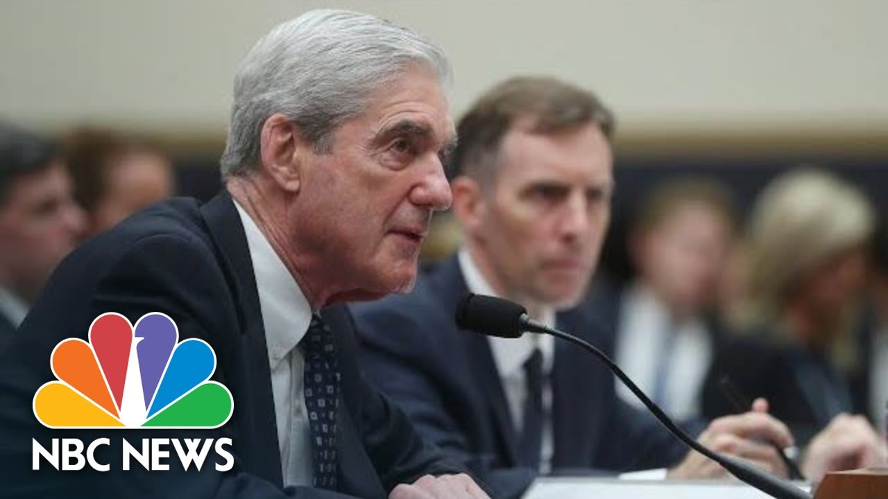 Robert-Mueller-Outlines-Why-He-Did-Not-Subpoena-President-Donald-Trump-For-Interview