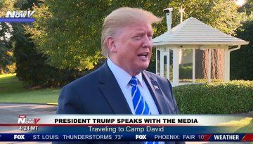 ITS-NOT-LOOKING-GOOD-President-Trump-WARNS-Of-MASSIVE-Hurricane-Dorian