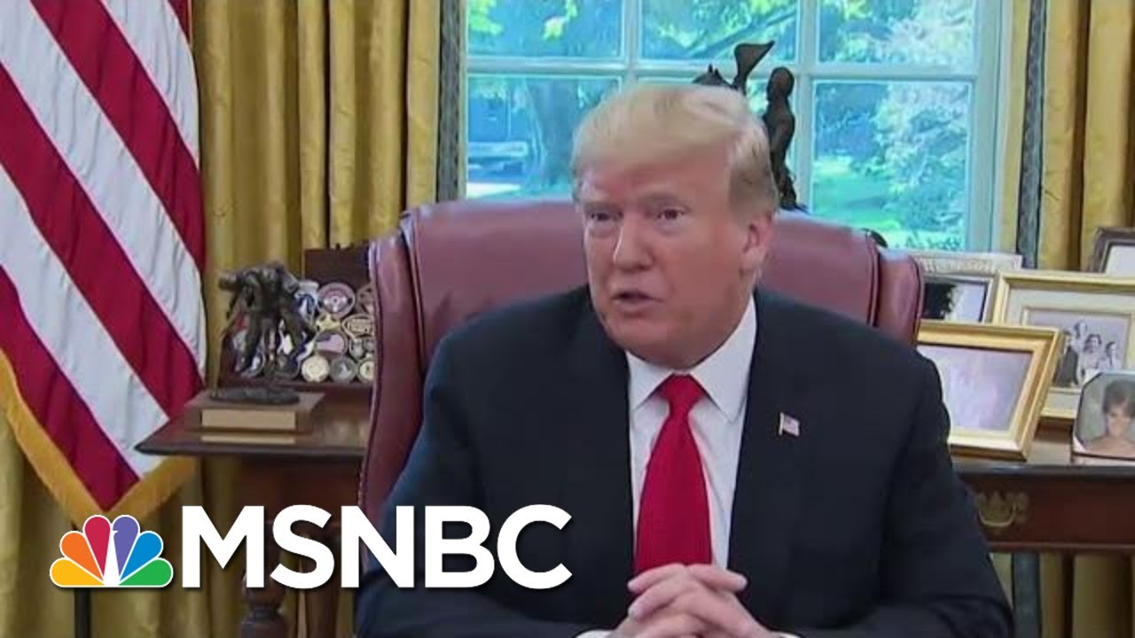 President-Donald-Trump-Seizing-Billions-Of-Taxpayer-Dollars-For-Wall-He-Said-Mexico-Would-Fund