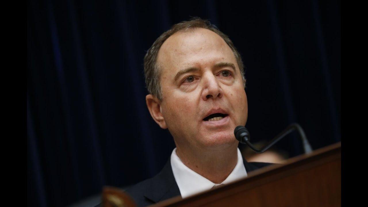 Trump-Seeks-Treason-Inquiry-Into-House-Impeachment-Leader