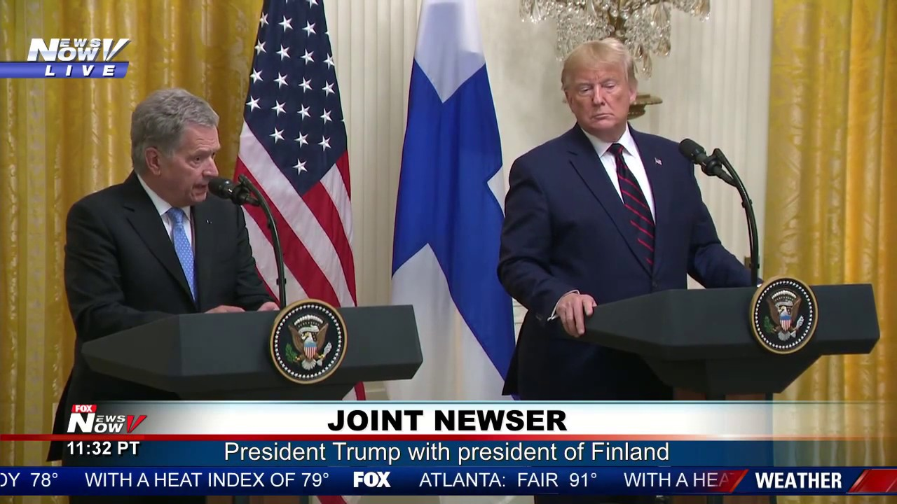 FULL-NEWSER-Media-asks-impeachment-questions-during-joint-newser-with-Trump-president-of-Finland
