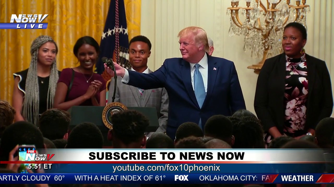 PRAYER-FOR-TRUMP-President-lets-woman-take-over-the-mic-to-pray