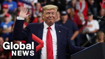 U.S.-President-Trump-holds-rally-in-Minneapolis-Minnesota