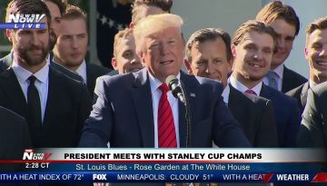 TRUMP-MEETS-CHAMPS-President-honors-2019-Stanley-Cup-winners-St.-Louis-Blues