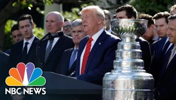 President-Donald-Trump-Brings-Up-Impeachment-While-Honoring-2019-Stanley-Cup-Champions