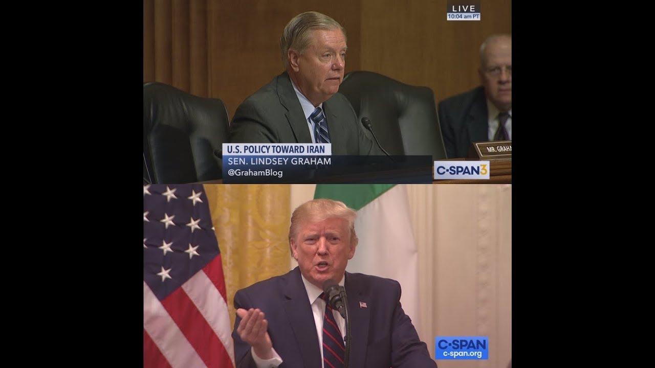 President-Trump-responds-to-Senator-Graham-Statement