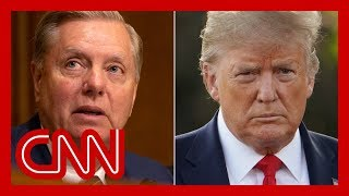 Trump-trashes-Graham-over-criticism-of-Syria-policy
