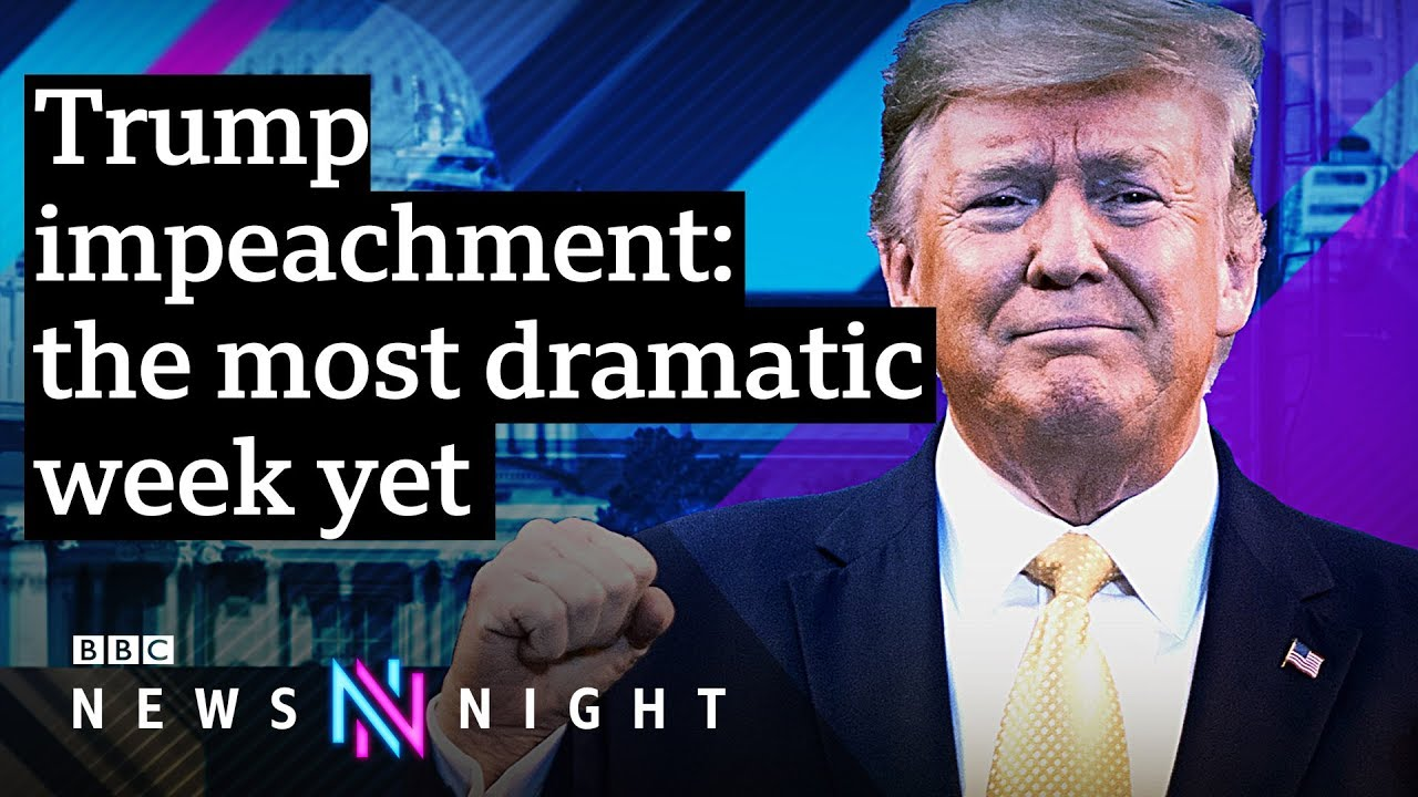 President-Trump-The-latest-on-the-impeachment-inquiry-BBC-Newsnight