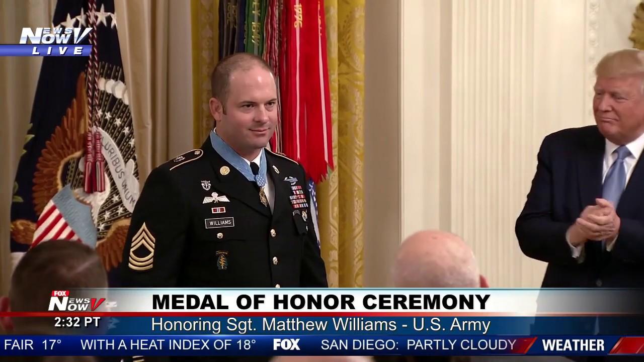 MEDAL-OF-HONOR-President-Trump-Honors-Sgt-Matthew-Williams