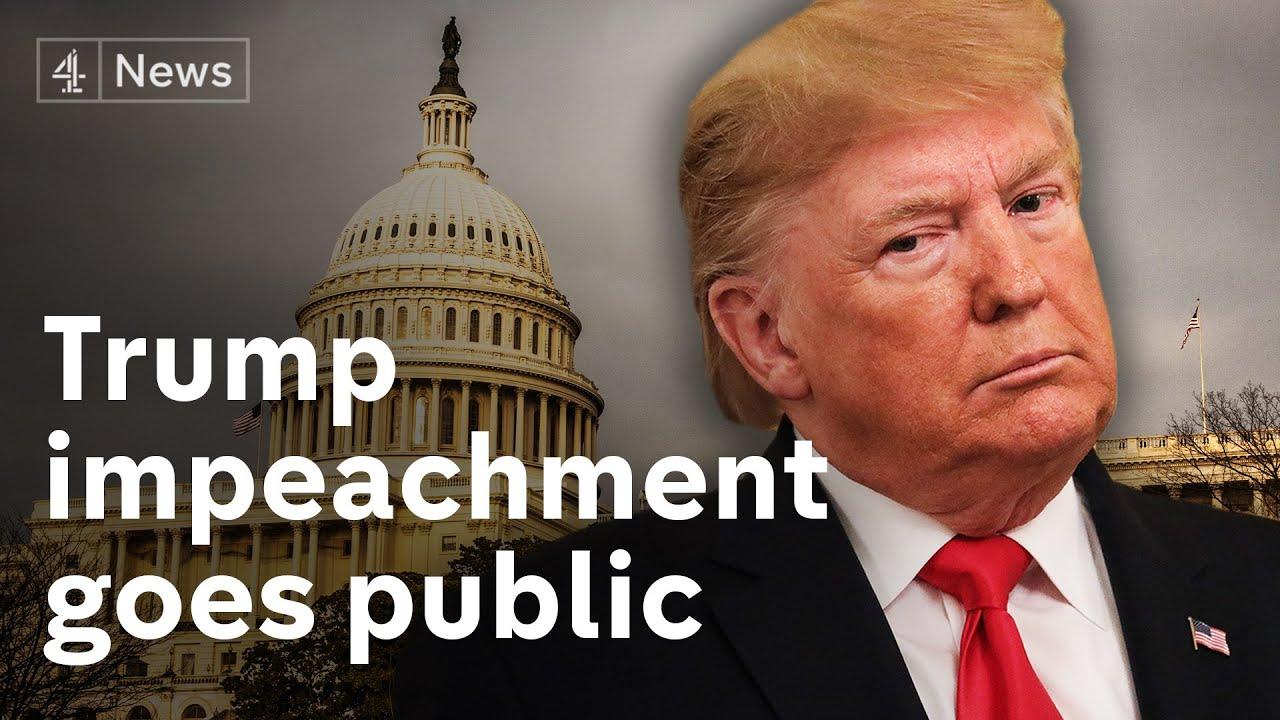 Trump-impeachment-inquiry-First-public-hearings-begin