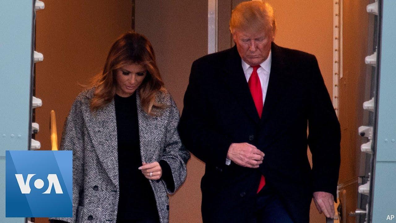 Donald-Trump-Returns-to-Washington-DC