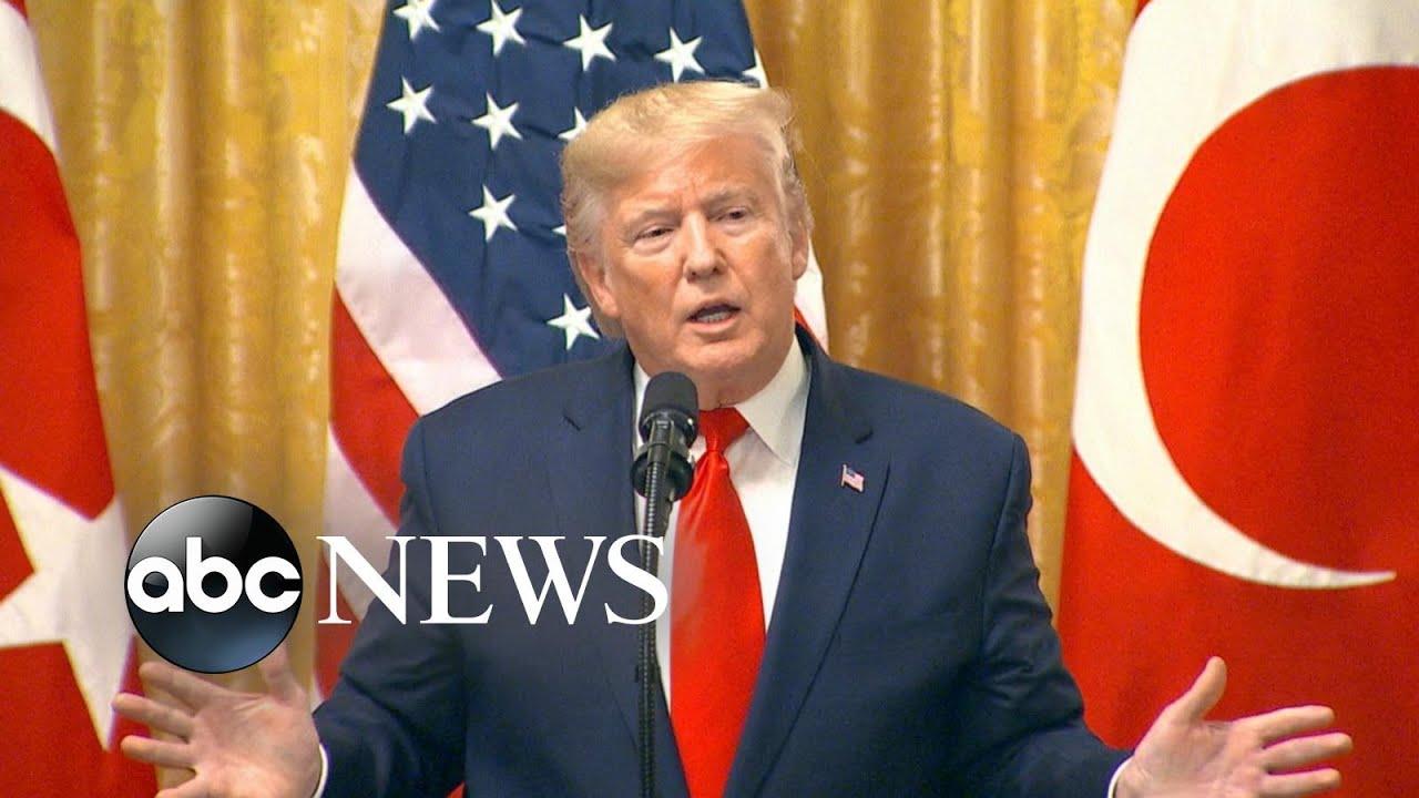 Trump-on-impeachment-hearing-I-hear-its-a-joke