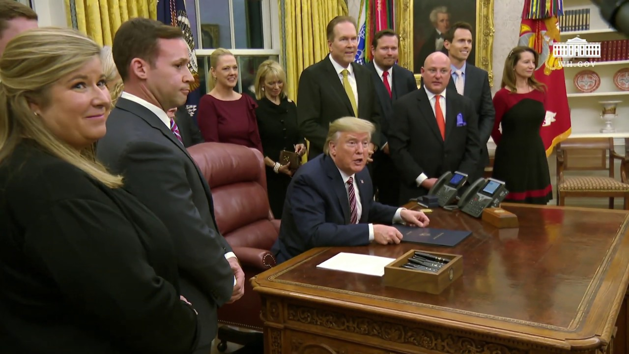President-Trump-Participates-in-a-Signing-Ceremony-for-the-Preventing-Animal-Cruelty-and-Torture-Act