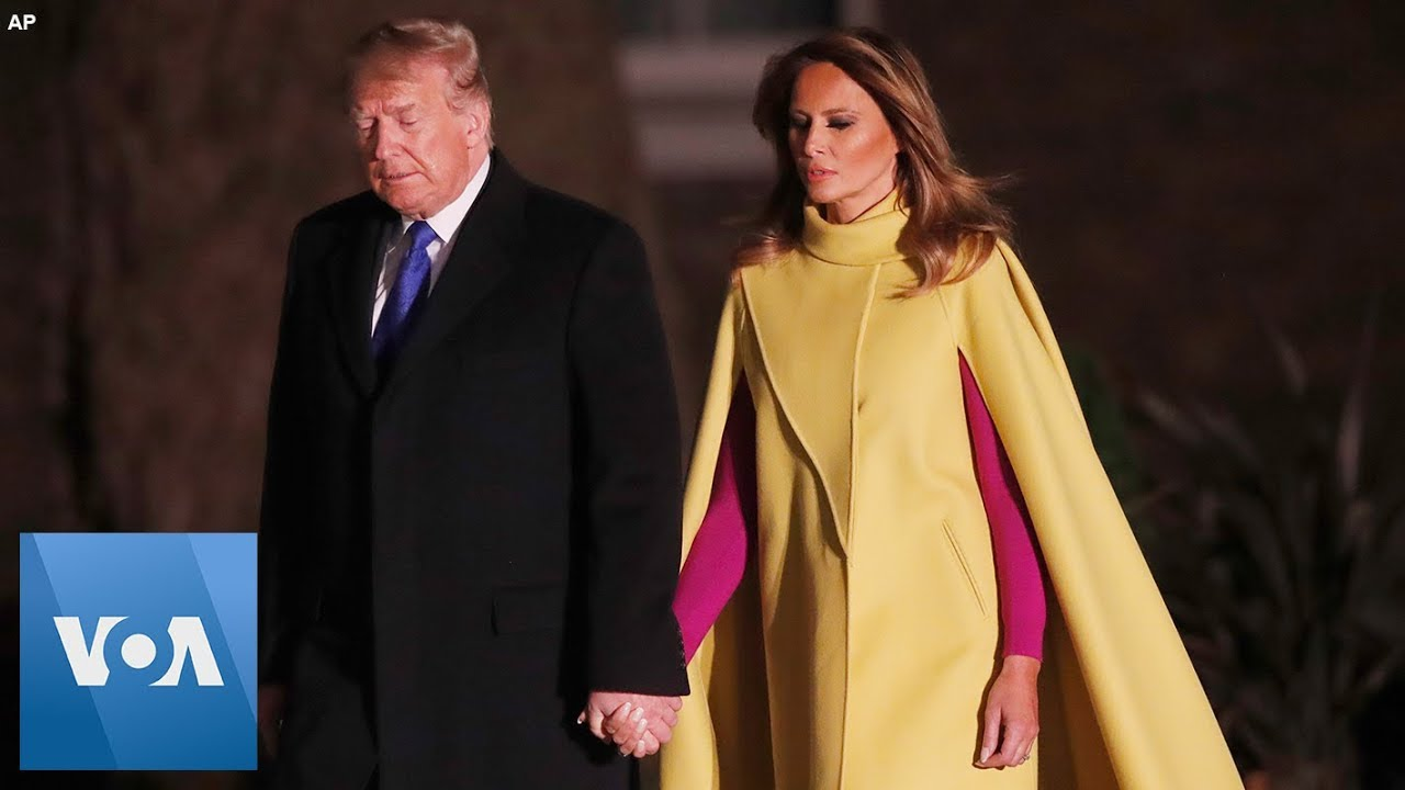 US-President-Donald-Trump-and-other-NATO-Leaders-Arrive-at-Downing-Street-in-London
