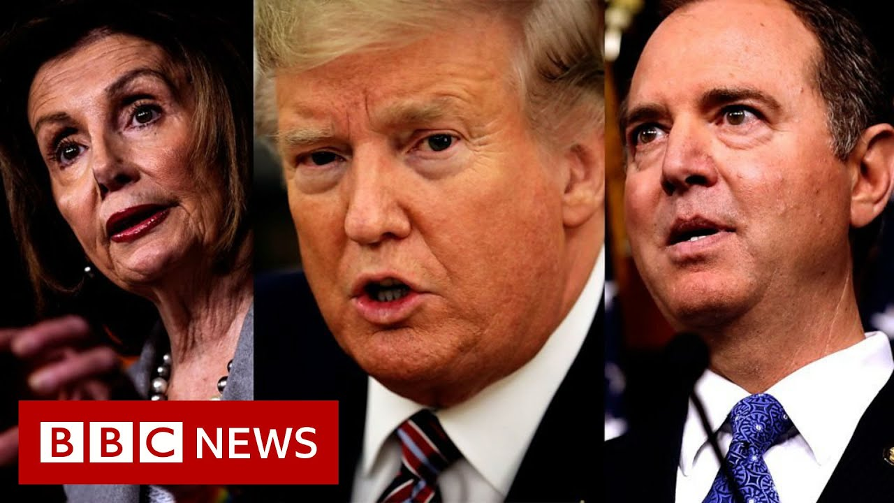 Trump-could-be-impeached-how-did-we-get-here-BBC-News