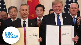 President-Trump-to-sign-Phase-One-of-China-trade-deal