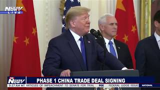 CHINA-TRADE-DEAL-President-Trump-Signs-HISTORIC-Phase-1-Trade-Deal