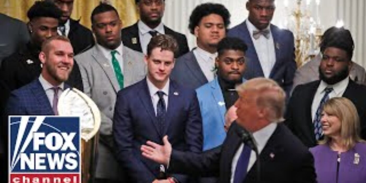 Trump-honors-national-champion-LSU-Tigers-at-White-House