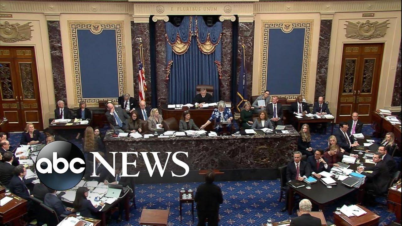 Senate-impeachment-trial-of-President-Trump-Day-1