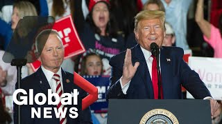 Donald-Trump-holds-Keep-America-Great-rally-amid-impeachment-trial