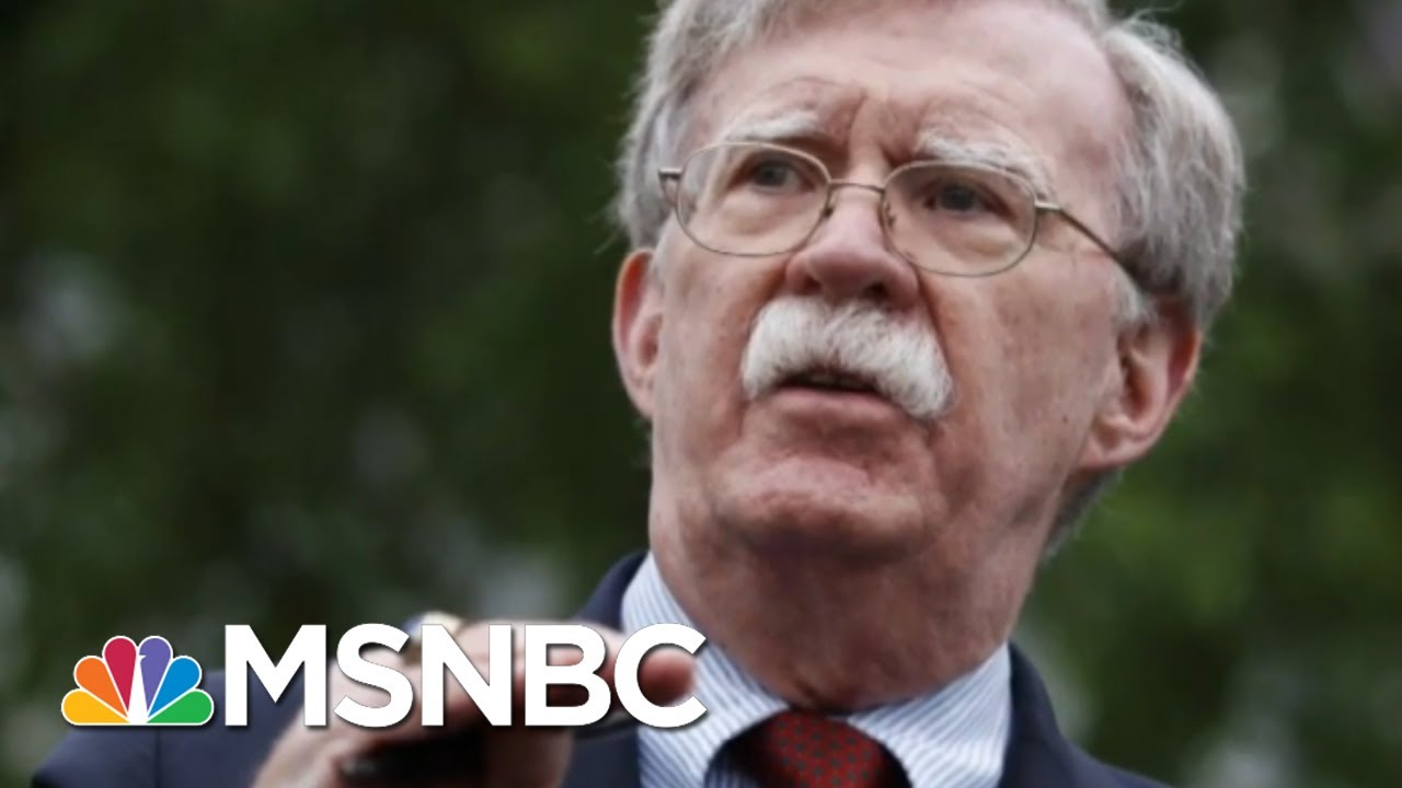 How-Dangerous-Could-John-Bolton-Possibly-Be-For-President-Donald-Trump