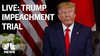 Senate-Impeachment-Trial-Of-President-Trump-Day-9