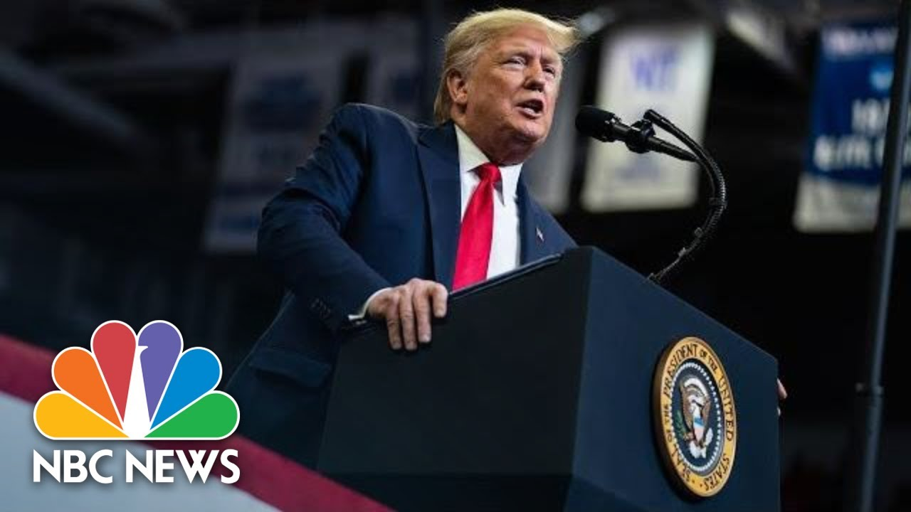 President-Donald-Trump-Predicts-Win-Over-Democrats-In-2020-Election