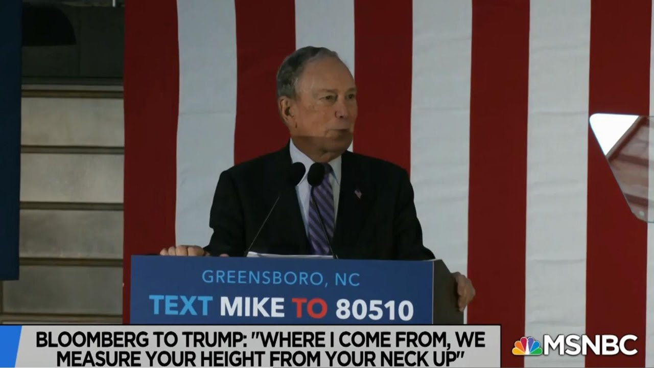 Bloomberg-Fires-Back-Against-Trumps-Tweets-But-Will-Other-Critiques-Hurt-His-2020-Chances