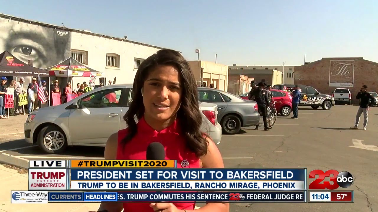 President-Trump-coming-to-Bakersfield-today