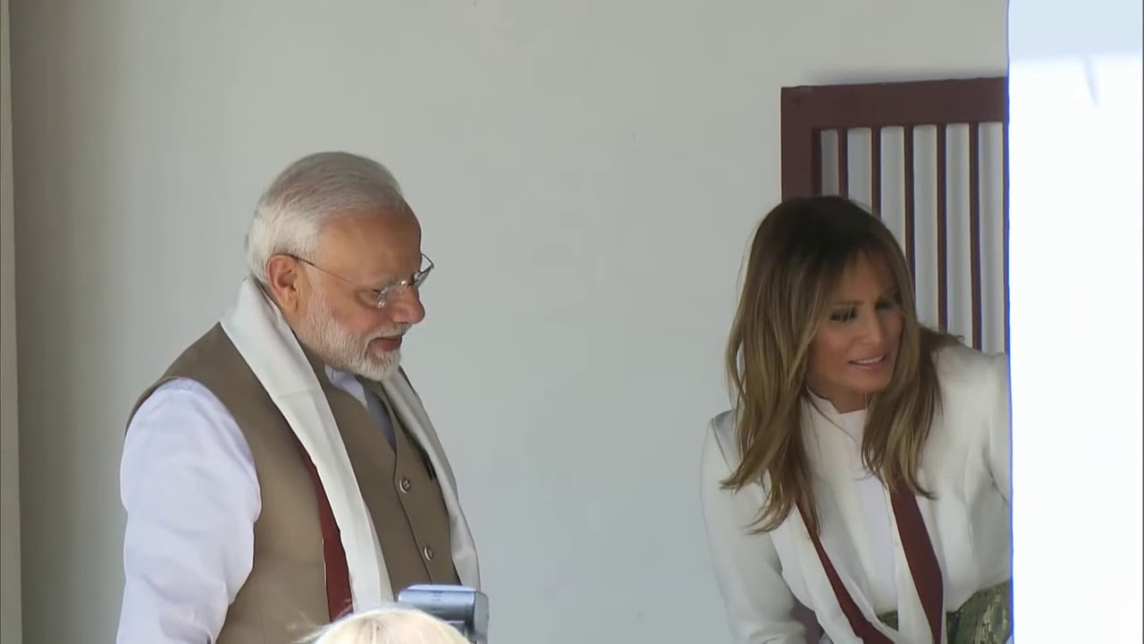 PM-Modi-and-President-Trump-visits-Sabarmati-Ashram-in-Ahmedabad-Gujarat