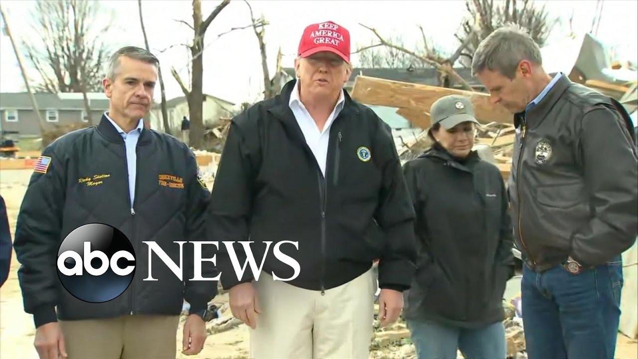 President-Trump-surveys-Tennessee-tornado-damage-l-ABC-News