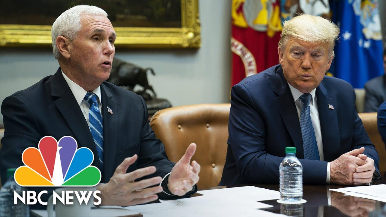 Trump-Pence-Meet-With-Insurance-Executives-Agree-To-Waive-Copays-Extend-Treatment